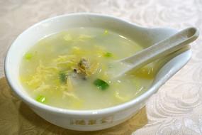 中国北方家常菜-蛤蜊疙瘩汤