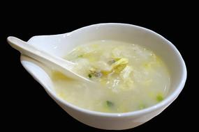 中国北方家常菜-一碗疙瘩汤