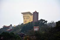 三峡旅游景点丰都鬼城