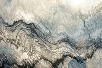水墨山水石材背景