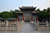中国传统建筑-三滴水古建