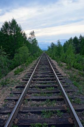 大兴安岭牙林线铁路