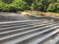 圭峰山大理石台阶