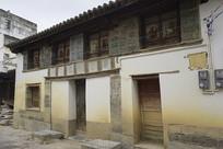 建水古城的纺织印染工厂遗迹
