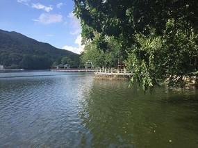 新會玉湖景區