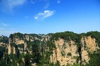 张家界国家森林公园石峰地貌