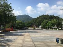 新会圭峰山广场