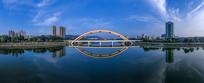 信阳彩虹桥全景图