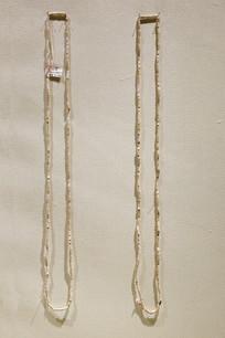 白石管饰品青铜时代