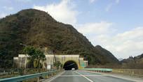 贵州厦蓉高速杨家寨子1号隧道