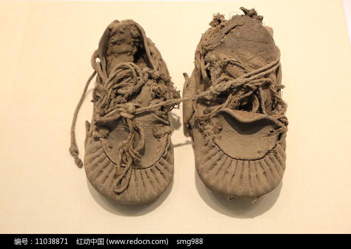 靰鞡鞋东北抗联图片