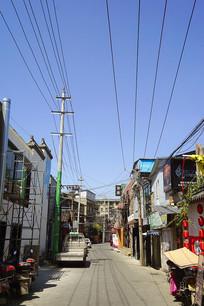 成都龙泉驿新驿村-休闲美食街