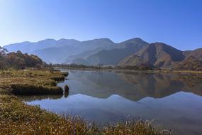 秋天的大九湖