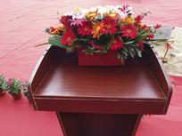 花束礼仪台
