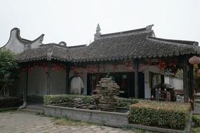 枫泾古镇百年民居