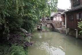 江南水乡小桥流水