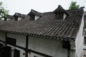 明清建筑老虎窗