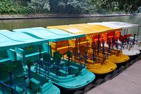 旅游景区游船