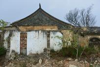 云南建水古城改造的老民房