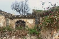 云南建水古城改造的老式民居