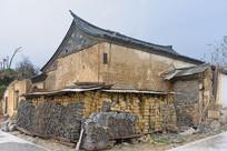 云南建水古城老街改建的老房子