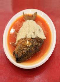 红烧黄河鲤鱼