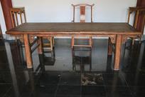 北宋时期案台书桌