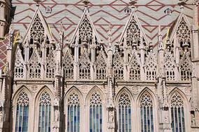 欧洲教堂背景