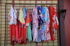 日本民族服饰
