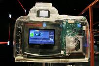 数码相机大型模型