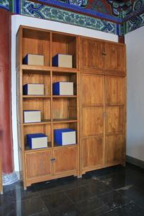 文件柜书柜北宋时期