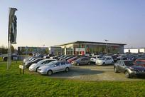 德国汉诺威4S店