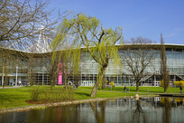 德国汉诺威国际展览中心环境