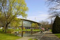 德国汉诺威国际展览中心展馆