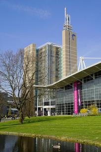 德国汉诺威国际展览中心主楼