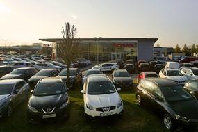 德国汉诺威汽车销售4S店