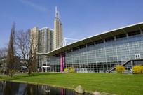 汉诺威国际展览中心建筑