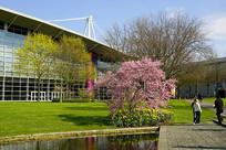 汉诺威国际展览中心外景