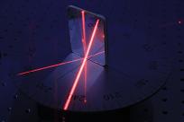 激光束激光光线