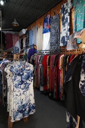 旗袍时尚服装店