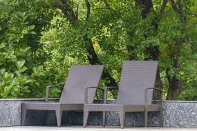 森林休闲椅