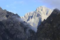 甘南藏族自治州迭部县扎尕那雪山