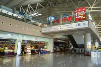 青岛流亭国际机场-餐饮购物区