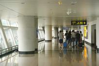 青岛流亭国际机场-航班到达