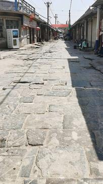 濉溪县古迹石板街