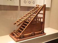 宋代云梯模型