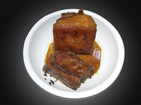 酱汁红烧肉