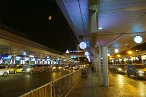 西贡新山一国际机场出租车站
