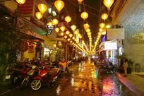 越南胡志明市休闲街范五老街