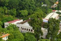 越南胡志明市音乐学院校园